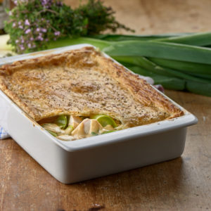 Chicken-Leek-Pie