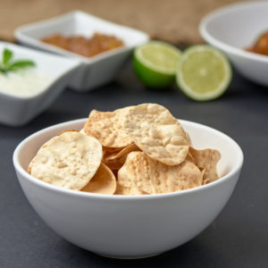 Véritables Chips à l'Indienne