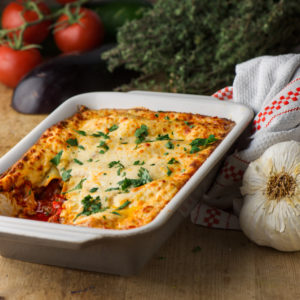 vegetable-lasagne