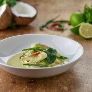 poulet-thai-au-curry-vert