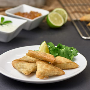 Vegetable-Samosa